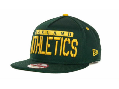 Oakland Athletics MLB Saweet Snapback 9FIFTY Cap Hats