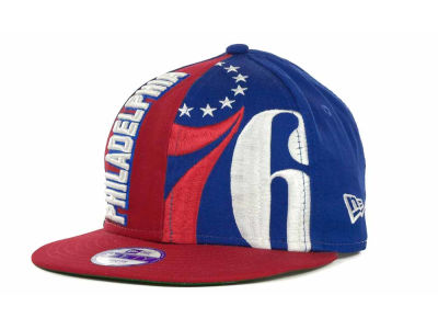 Philadelphia 76ers NBA Kid NC Snapback 9FIFTY Cap Hats