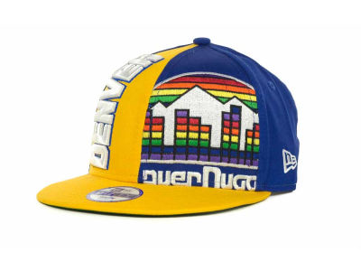 Denver Nuggets NBA Kid NC Snapback 9FIFTY Cap Hats