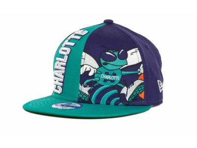 Charlotte Hornets NBA Kid NC Snapback 9FIFTY Cap Hats