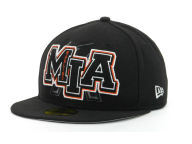 New Era MLB Feltn 59FIFTY Cap Fitted Hats