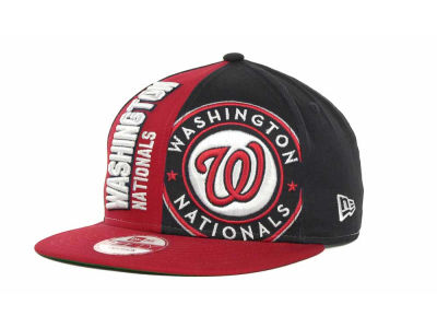 Washington Nationals MLB NC Snapback 9FIFTY Cap Hats