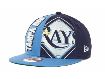 Tampa Bay Rays MLB NC Snapback 9FIFTY Cap Hats