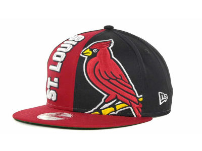 St. Louis Cardinals MLB NC Snapback 9FIFTY Cap Hats