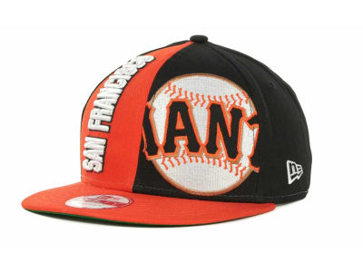 San Francisco Giants MLB NC Snapback 9FIFTY Cap Hats