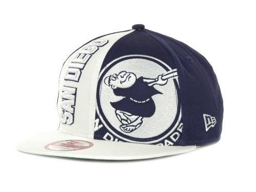 San Diego Padres New Era MLB NC Snapback 9FIFTY Cap Hats