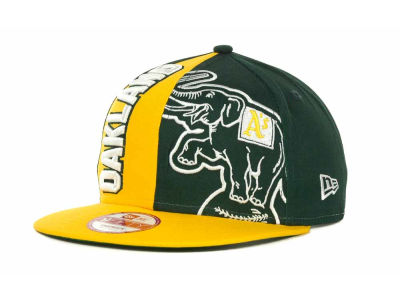 Oakland Athletics MLB NC Snapback 9FIFTY Cap Hats