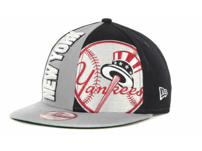 New York Yankees MLB NC Snapback 9FIFTY Cap Hats