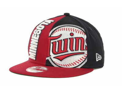 Minnesota Twins MLB NC Snapback 9FIFTY Cap Hats
