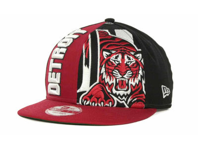 Detroit Tigers MLB NC Snapback 9FIFTY Cap Hats