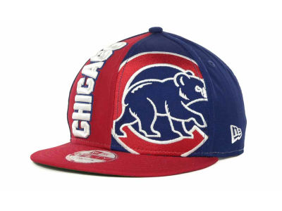 Chicago Cubs MLB NC Snapback 9FIFTY Cap Hats