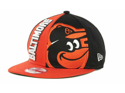 Baltimore Orioles MLB NC Snapback 9FIFTY Cap Hats