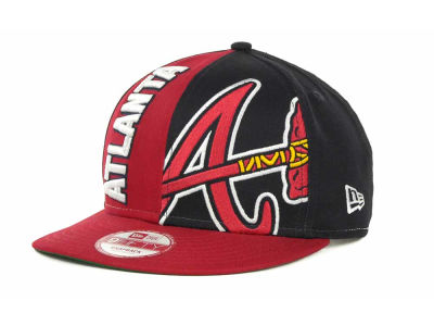 Atlanta Braves MLB NC Snapback 9FIFTY Cap Hats
