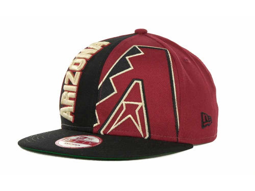 Arizona Diamondbacks New Era MLB NC Snapback 9FIFTY Cap Hats