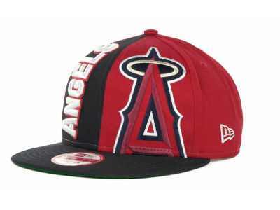 Los Angeles Angels of Anaheim MLB NC Snapback 9FIFTY Cap Hats