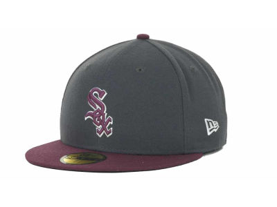 Chicago White Sox MLB 2 Tone Basic 59FIFTY Cap Hats