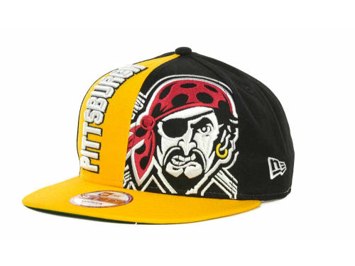 Pittsburgh Pirates New Era MLB Kid NC Snapback 9FIFTY Cap Hats
