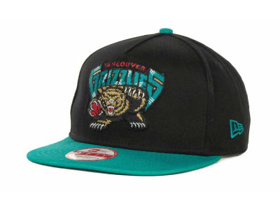 Vancouver Grizzlies NBA Hardwood Classics Said Snapback 9FIFTY Cap Hats
