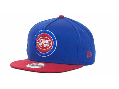 Detroit Pistons NBA Hardwood Classics Said Snapback 9FIFTY Cap Hats