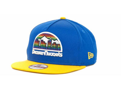 Denver Nuggets NBA Hardwood Classics Said Snapback 9FIFTY Cap Hats