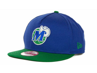 Dallas Mavericks NBA Hardwood Classics Said Snapback 9FIFTY Cap Hats