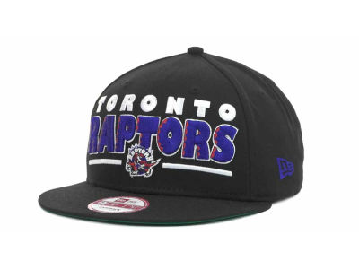 Toronto Raptors NBA Retro Sting Snapback 9FIFTY Cap Hats