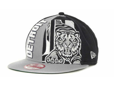 Detroit Tigers MLB Kid NC Snapback 9FIFTY Cap Hats