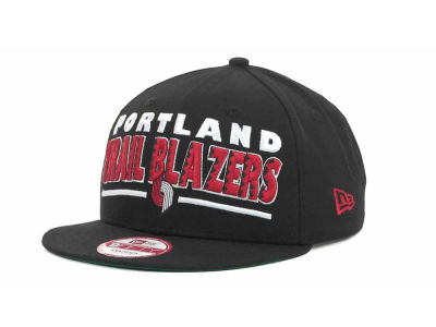 Portland Trail Blazers NBA Retro Sting Snapback 9FIFTY Cap Hats