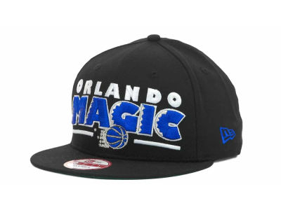 Orlando Magic NBA Retro Sting Snapback 9FIFTY Cap Hats