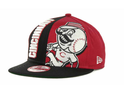 Cincinnati Reds MLB Kid NC Snapback 9FIFTY Cap Hats