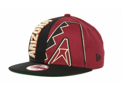 Arizona Diamondbacks MLB Kid NC Snapback 9FIFTY Cap Hats