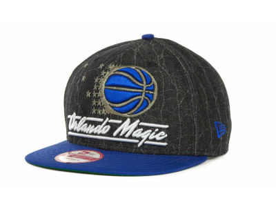 Orlando Magic NBA Lightning Strike 9FIFTY Cap Hats