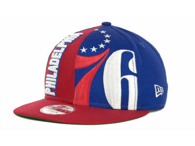 Philadelphia 76ers NBA NC Snapback 9FIFTY Cap Hats