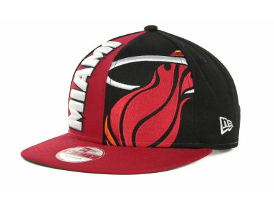Miami Heat NBA NC Snapback 9FIFTY Cap Hats