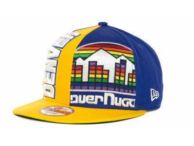 Denver Nuggets NBA NC Snapback 9FIFTY Cap Hats