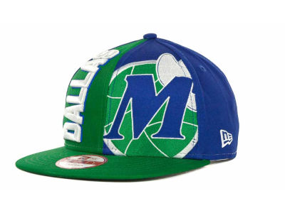 Dallas Mavericks NBA NC Snapback 9FIFTY Cap Hats