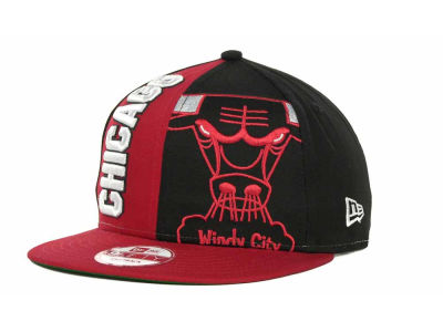 Chicago Bulls NBA NC Snapback 9FIFTY Cap Hats