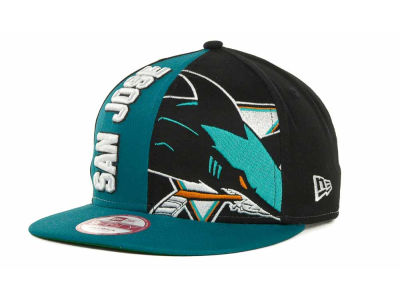 San Jose Sharks NHL Kids NC Snapback 9FIFTY Cap Hats