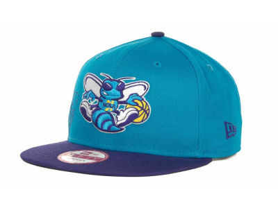 New Orleans Hornets NBA Side Team Up Snapback 9FIFTY Cap Hats