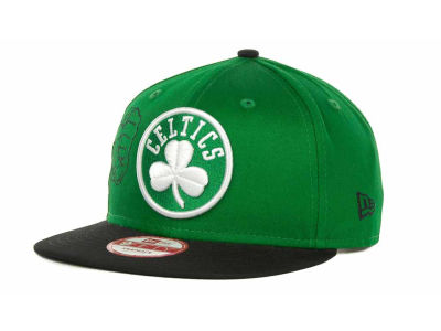 Boston Celtics NBA Side Team Up Snapback 9FIFTY Cap Hats