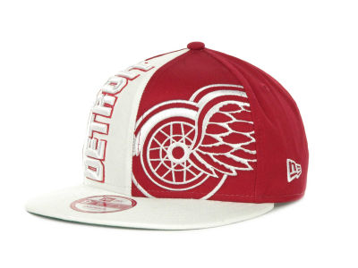 Detroit Red Wings NHL Kids NC Snapback 9FIFTY Cap Hats