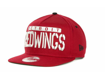 Detroit Red Wings NHL Saweet Snapback 9FIFTY Cap Hats