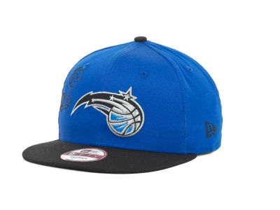 Orlando Magic NBA Side Team Up Snapback 9FIFTY Cap Hats
