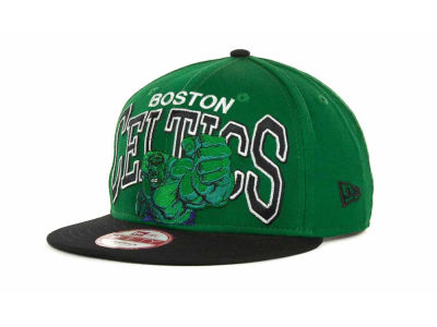 Boston Celtics NBA Chalk Up Hero Snapback 9FIFTY Cap Hats