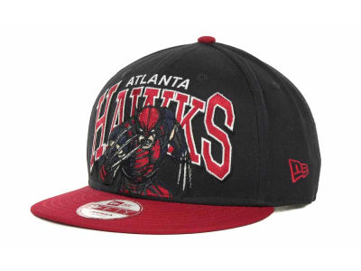 Atlanta Hawks NBA Chalk Up Hero Snapback 9FIFTY Cap Hats