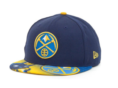 Denver Nuggets NBA Hero Visor 59FIFTY Cap Hats