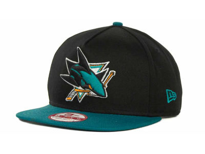 San Jose Sharks NHL Said Snapback 9FIFTY Cap Hats