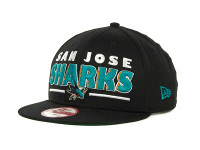 San Jose Sharks NHL Retro Sting 9FIFTY Cap Hats