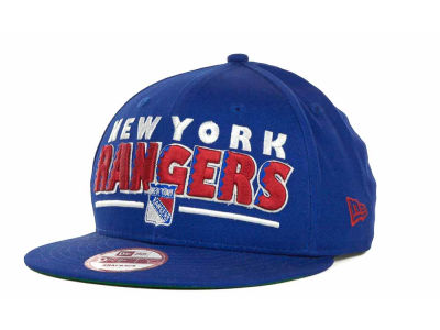 New York Rangers NHL Retro Sting 9FIFTY Cap Hats
