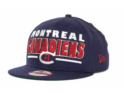 Montreal Canadiens NHL Retro Sting 9FIFTY Cap Hats